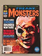 Freaky Monsters Magazine #3 Horror Monster