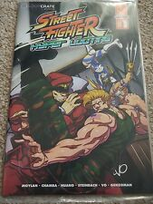 STREET FIGHTER #1 HYPER LOOTING LOOTCRATE COMIC EDITION 2016 1ST PRINT