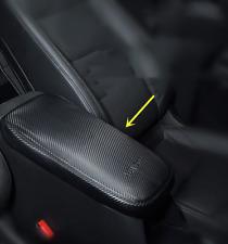 Carbon fiber Console Armrest Storage Box cover For Chevrolet Equinox 2018-2020