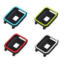 Xiaomi Amazfit Bip Case Silikon Hülle mit farbigem Rand Bit Huami Fallschutz TOP