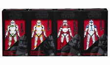 Hasbro Star Wars Black Series Clone Troopers of Order 66 4-Figure Set