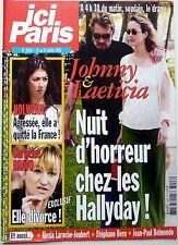 2003: NOLWENN LEROY_MIKE BRANT_ALIZEE_PHILIPPE CAROIT_INES SASTRE_BELMONDO