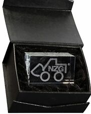 NZG Lucite Display Cube with Storage Case