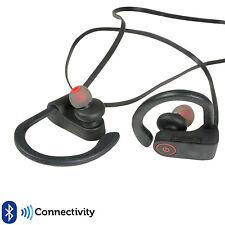 imperméable sans fil Casque Bluetooth & Microphone Gym Écouteur – enroulé