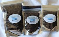 Whole Black Peppercorns Lampong - 1 to 6 oz. Packages - from Indonesia