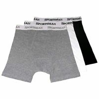 Sportsman Knit Boxers (6 Boxed Pairs)