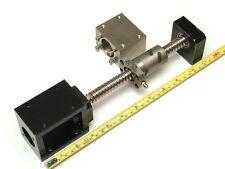 THK DIK ground ballscrew 16-5mm L245mm Travel 120mm BALL SCREW