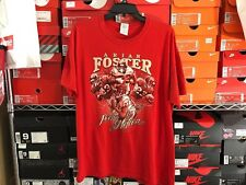 "NFL Houston Texans Men's Size L Arian Foster T-Shirt ""Poetry In Motion"" Shirt"