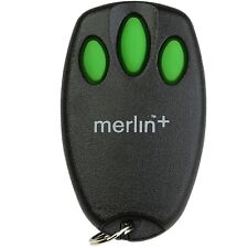 Garage Door Remote Control Merlin C945 Security+ Keyring - Replacement Options!