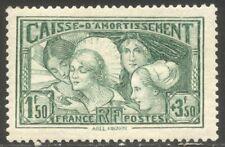 FRANCE #B38 Mint NH - 1931 1.50fr + 3.50fr Provinces