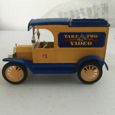 Ertl 1913 Model T Delivery Bank, Take Two Video #2997
