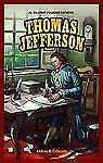 Thomas Jefferson [Jr. Graphic Founding Fathers] [ Pelleschi, Andrea ] Used -