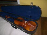 Violin 4/4 H.Siegler Model HS 20 w/case