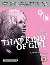 That Kind of Girl DVD (2011) Margaret Rose  Keil, O'Hara (DIR) cert 12 2 discs
