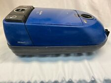 (T040) MIELE S251i Canister Vacuum Cleaner Royal Blue Canister Only