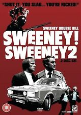 The Sweeney Complete Collection Part 1 2 John Thaw, Dennis Waterman NEW R2 DVD