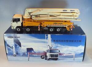 1/38 FOTON 5R45 AUMAN LOVOL Betonpumpe truck-mounted concrete pump OVP #1704