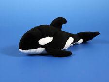ORCA Schwertwal,  Plüschtier Stofftier Kuscheltier Plüsch-Orka NEU ca. 23cm
