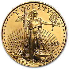 2000 1/4 oz Gold American Eagle Coin