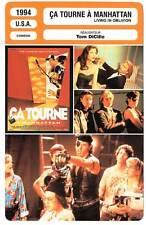 CA TOURNE A MANHATTAN (FICHE CINEMA) Buscemi,Keener 1994 Living In Oblivion