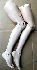 Laerdal Or Similar Nurse Training Manikin Patient Simulator Parts 2 Legs L4r4