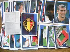 PANINI LIKE COMPLETE SET OF 96 STICKERS  OF HOERA DE DUIVELS