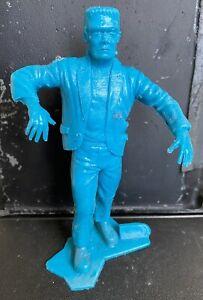 "1963 MARX - FRANKENSTEIN 6"" Plastic Monster - UNIVERSAL PICTURES"