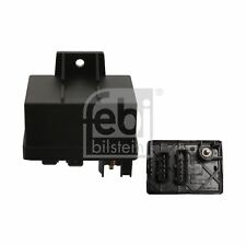 Preheating Relay (Fits: Fiat) | Febi Bilstein 44177 - Single