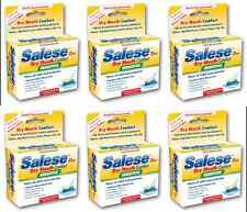 Salese Sensitive Lozenges Dry Mouth Formulation 6 pack