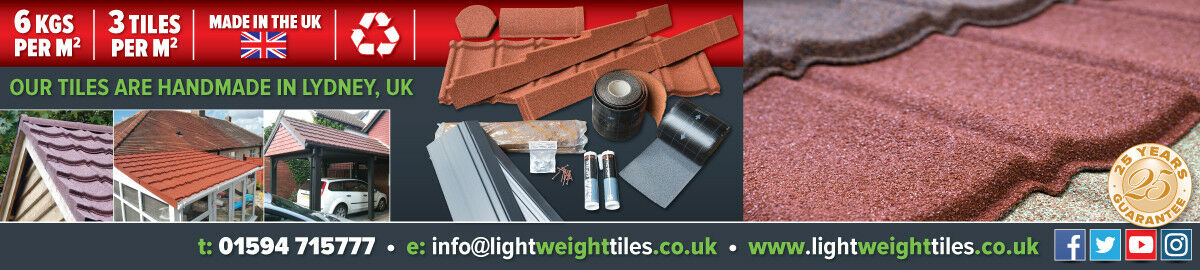 Lightweight Tiles