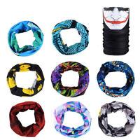 Cycling Multi-function Thermal Headwear Outdoor Magic Head scarf Headband Cap