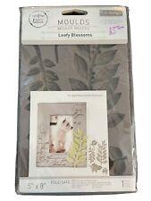 "Re Design Prima  moulds ""LEAFY BLOSSOMS"" NEW"