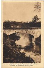 lisieux  pont sur la touques rue de pont-l'evéque