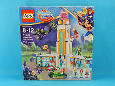 Lego Super Hero Girls 41232 Super Hero High School 712pcs New Sealed 2016
