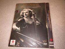 DVD ZARA NELSOVA GRANDE DAME DU VIOLONCELLE GRANDE DAME OF THE CELLO NEUF