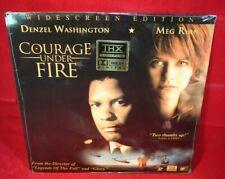 Laserdisc {x} *Courage Under Fire* Denzel Washington Meg Ryan THX AC-3 Widesceen