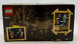 Lego: Charles Dickens A Christmas Carol Tribute 40410 New/Sealed FREE SHIPPING