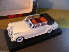 1/43 Rio MB 300d OPEN CABRIOLET 1958 BIANCO 102