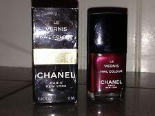 Chanel Vernis RUBY SLIPPER RUBIS GLACE Vintage Nail Polish Limited Edition NIB!!