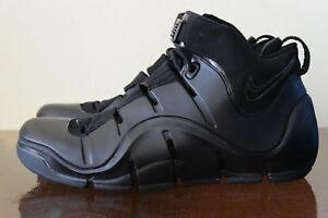 2006 Nike ZOOM LEBRON IV 4 Black Out 314647-001 Sz 11