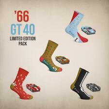 Heel Tread Socks - '66 GT40 Pack