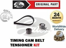 FOR VOLVO S60 2.4 TDi D5 20V 3/2001-  NEW GATES TIMING CAM BELT TENSIONER KIT