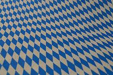 Tischdecke Blau-Weiss 100cmX50Meter Damastprägung Tischtuch Papiertischdecke