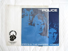 Vinyle 45T The Police - Spirit in the Material World