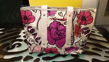 Coach B1294 F17148 Purse Handbag Decent Condition Tote Poppy Funky Flower