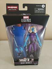"Marvel Legends Heist Nebula Disney+ What If? 6"" Figure (BAF Watcher) IN STOCK"