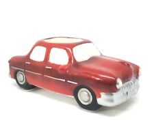 Yankee Candle Red Classic Vintage Car Collector Show TeaLight Tea Light Holder