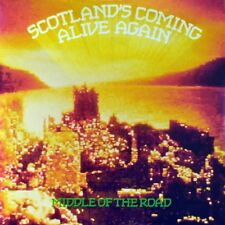 """7"""" MIDDLE OF THE ROAD Scotland's Coming Alive ALLOA BREWERY BEER 1985 Autograph!"""