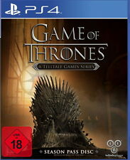 Game Of Thrones - A Telltale Games Series (Sony PlayStation 4, 2015, DVD-Box)