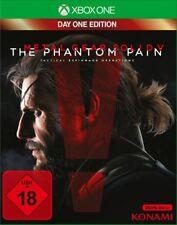 Metal Gear Solid V: the Phantom Pain-Day One Edition Xbox-one nuevo embalaje original &